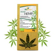 Certified Organic Hemp Tea 30g Biopurus