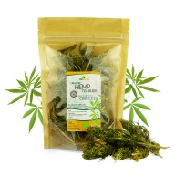 Certified Organic Hemp Tea Buds 30g Biopurus
