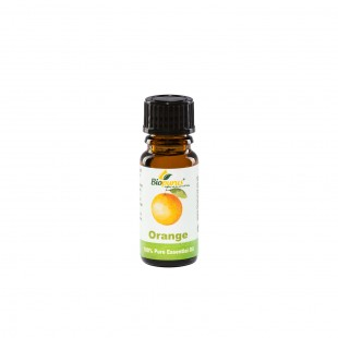 100% Pure Essential Orange Oil 10ml Biopurus