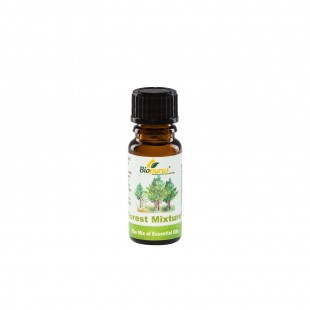 Forest Mixture Aromatherapy Diffuser Essential Oil 10ml Biopurus
