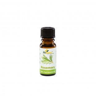 100% Pure Essential Rosemary Oil 10ml Biopurus