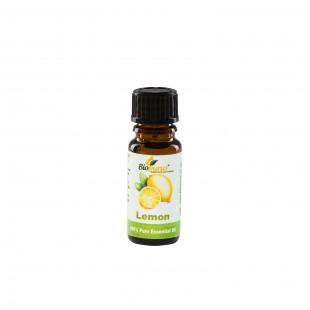 100% Pure Essential Lemon Oil 10ml Biopurus