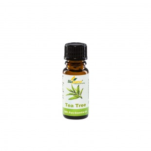 100% Pure Essential Tea Tree Oil 10ml Biopurus