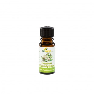 100% Pure Essential Lemon Eucalyptus Oil 10ml Biopurus
