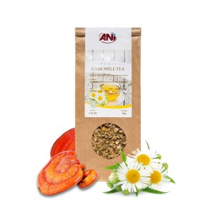 Organic Camomile  Loose Tea With Reishi Powder 50g ANi