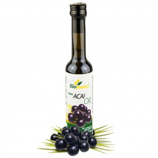 Pure Cold Pressed Acai Oil 40ml Biopurus