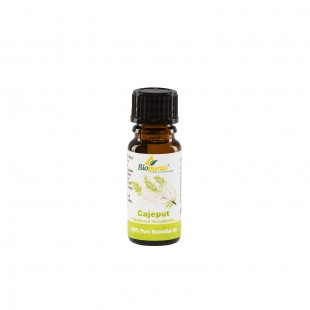 100% Pure Essential Cajeput Oil 10ml Biopurus