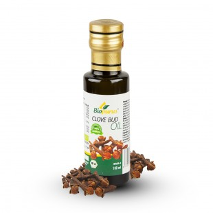 Certified Organic Clove Bud Infused Oil 100ml Biopurus