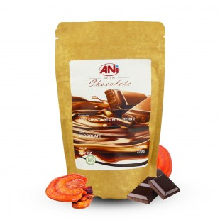 Organic Chocolate With Reishi 270g ANi (doypack)