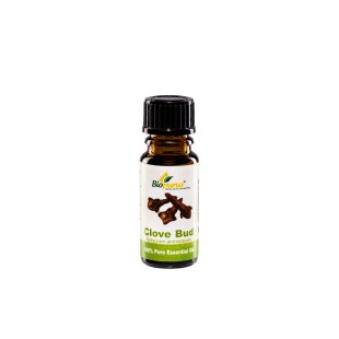 100% Pure Clove Bud Essential Oil 10ml Biopurus