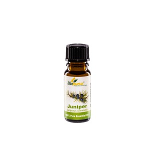 100% Pure Juniper  Essential Oil 10ml Biopurus