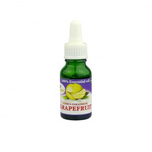100% Pure Essential Grapefruit Oil 15ml Biopurus