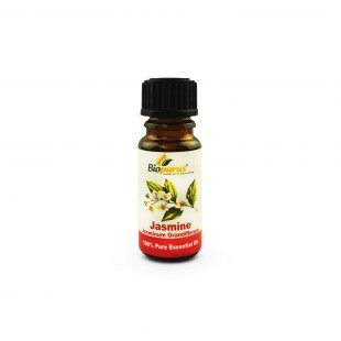 100% Pure Jasmine Essential Oil 10ml Biopurus