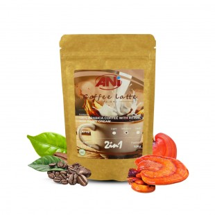Organic Reishi Coffee Latte (2in1) 100g ANi