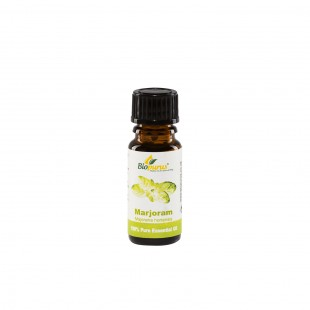 100% Pure Essential Marjoram Oil 10ml Biopurus