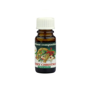 Christmas Essential Oil Merry Christmas 10ml Biopurus