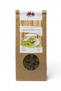 Organic Mint Loose Leaf Tea With Reishi Powder 35g ANi