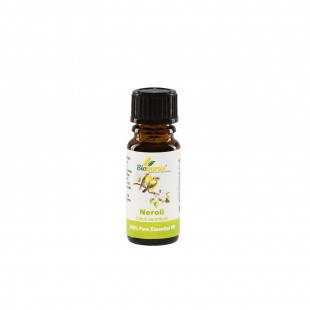 100% Pure Essential Neroli Oil 10ml Biopurus