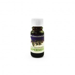 100% Pure Essential Peppermint Oil 10ml Biopurus