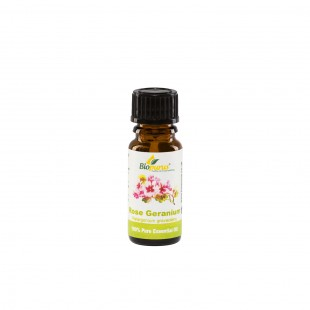100% Pure Essential Rose Geranium / Geranium Bourbon  Oil 5ml Biopurus