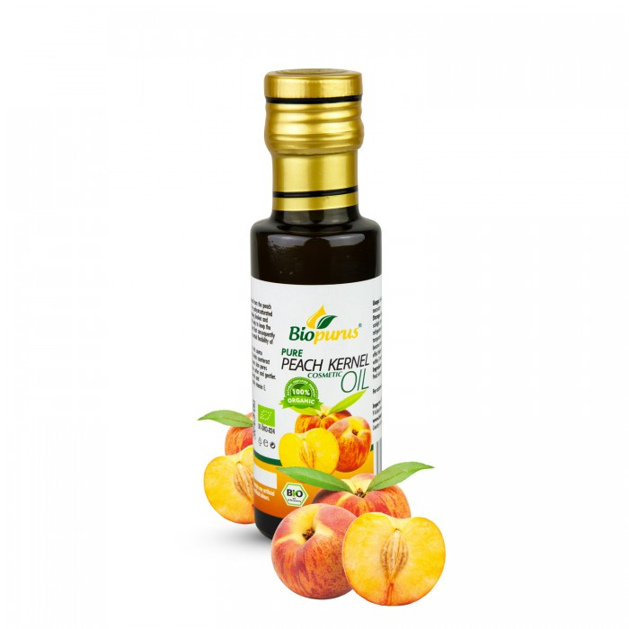 how to make peach kernel oil
