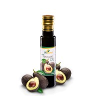 Certified Organic Cold Pressed Avocado Oil 100ml Biopurus