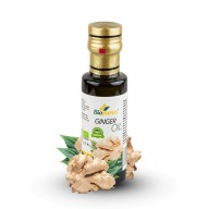 Certified Organic Ginger Root Infused Oil 100ml Biopurus