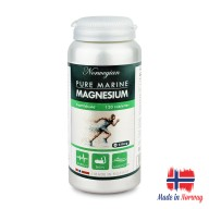 Premium Norwegian Pure Marine Magnesium 350mg, 120 Tablets