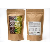 Organic Roasted & Green Coffee With Reishi Powder Grounded 200g ANi