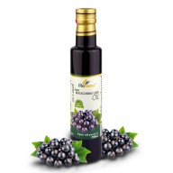 Certified Organic Cold Pressed Blackcurrant Seed Oil 250ml Biopurus