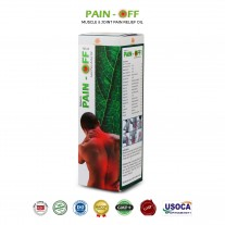 Pain Off  Muscle and Joint Pain Relief Oil 60ml