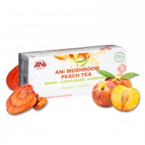 Peach Tea With Reishi Cordyceps Levia 15x13g ANi