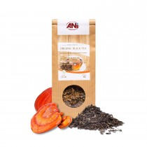 Organic Black Tea With Reishi Powder 90g ANi
