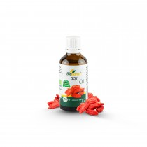 Certified Organic CO2 Extracted Goji Berries Oil 50ml Biopurus