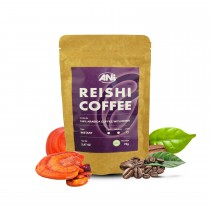 Organic Dark Coffee With Reishi Powder Instant 70g ANi (doypack)