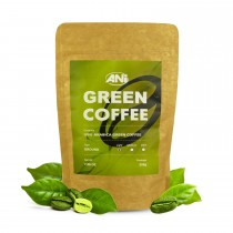Organic Green Coffee grounded 200g ANi (doypack)
