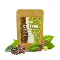 Organic Coffee Black&Green grounded 100g ANi (doypack)
