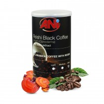 Organic Reishi extract Black Coffee instant ANi 100g (can)