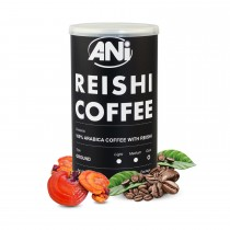 Premium Organic 100% Arabica Grounded With Reishi Powder 100g ANi (can)