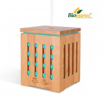 Bamboo Essential Oil Aromatherapy Diffuser Humidifier 200ml