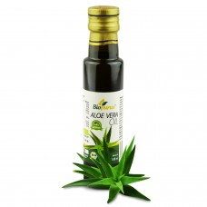 Certified Organic infused Aloe Vera Oil 100ml Biopurus