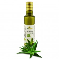 Certified Organic Infused Aloe Vera Oil 250ml Biopurus