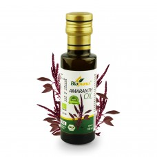 Certified Organic Infused Amaranth Oil 100ml Biopurus
