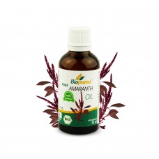Certified Organic Cold Pressed Amaranth Oil 50ml Biopurus