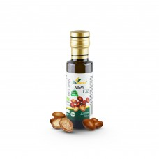 Certified Organic Cold Pressed Argan Kernel Oil 100ml Biopurus