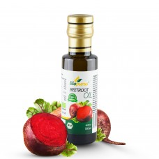 Certified Organic Beetroot Infused Oil 100ml Biopurus