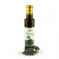 Certified Organic Cold Pressed Black Cumin / Black Seed Oil 250ml Biopurus AT