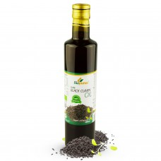 Certified Organic Cold Pressed Black Cumin / Black Seed Oil 500ml Biopurus AT