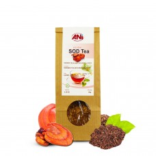 Organic SOD Rooibos Loose Leaf Tea With Reishi Powder 90g ANI