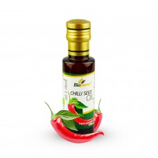 Chilli Pepper Certified Organic Infused Oil 100ml Biopurus